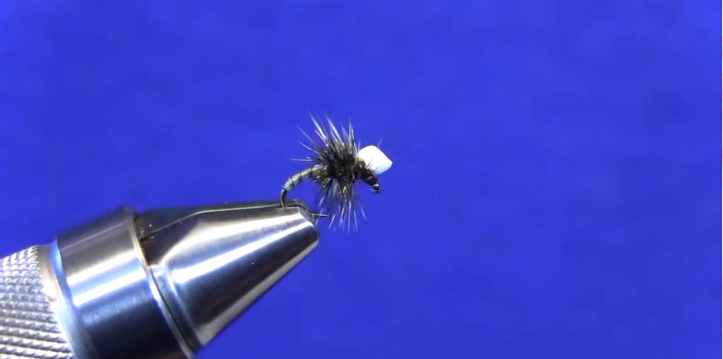 The Hanging Midge – Fly Pattern of the Week