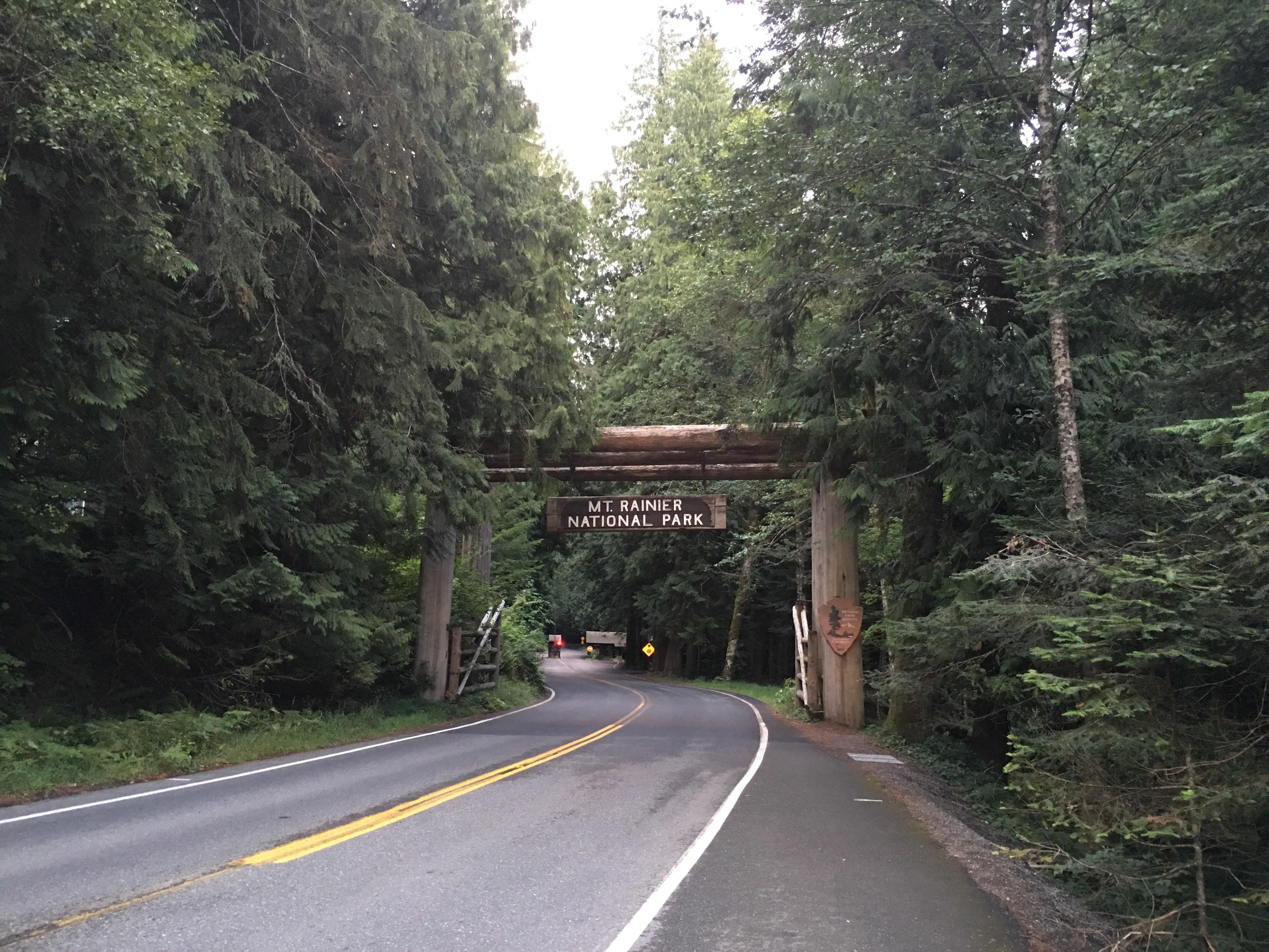 Exploring Mt. Rainier National Park